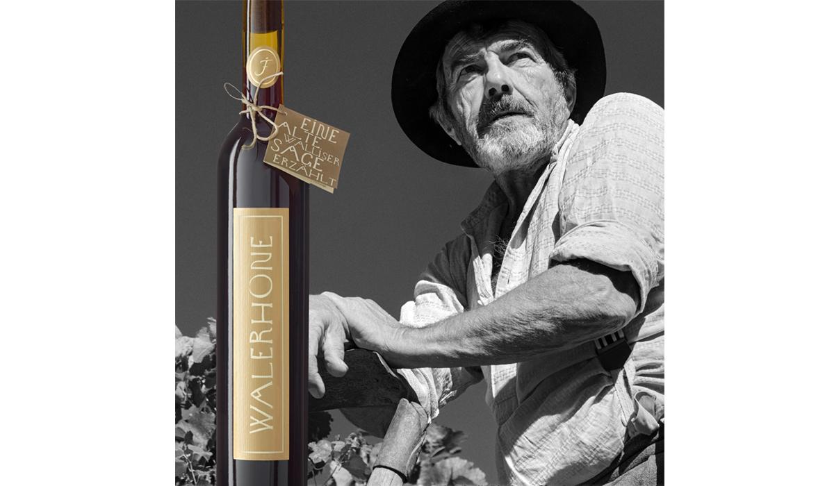 Walerhone Wein Flasche Still life Studio Johanneli Fii Fotografie Rebberg Weinbauer