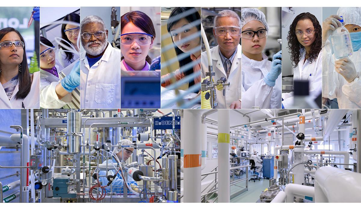Lonza Chemie Industrie Fotografie Reportage