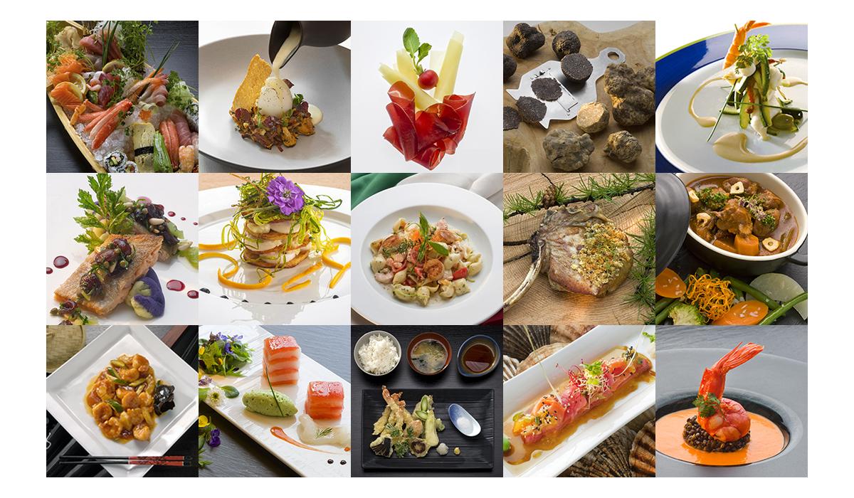 Food Fotografie Still life Studio Menue