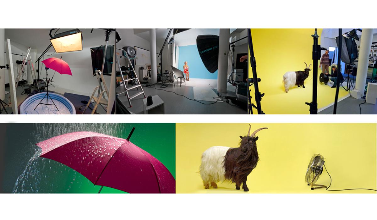 Werbefotografie Studio Atelier Sachaufnahme