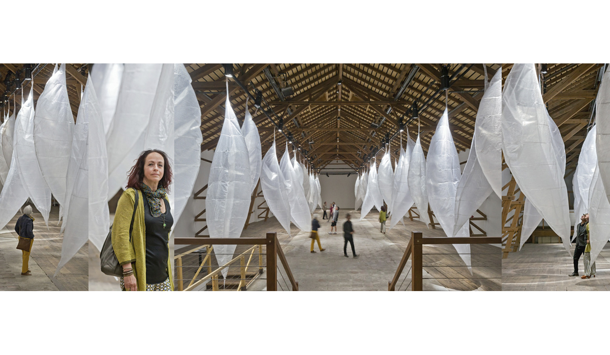 Künstler Maria Ceppi Ausstellung Kunst Kunstobjekte Galerie Kultur