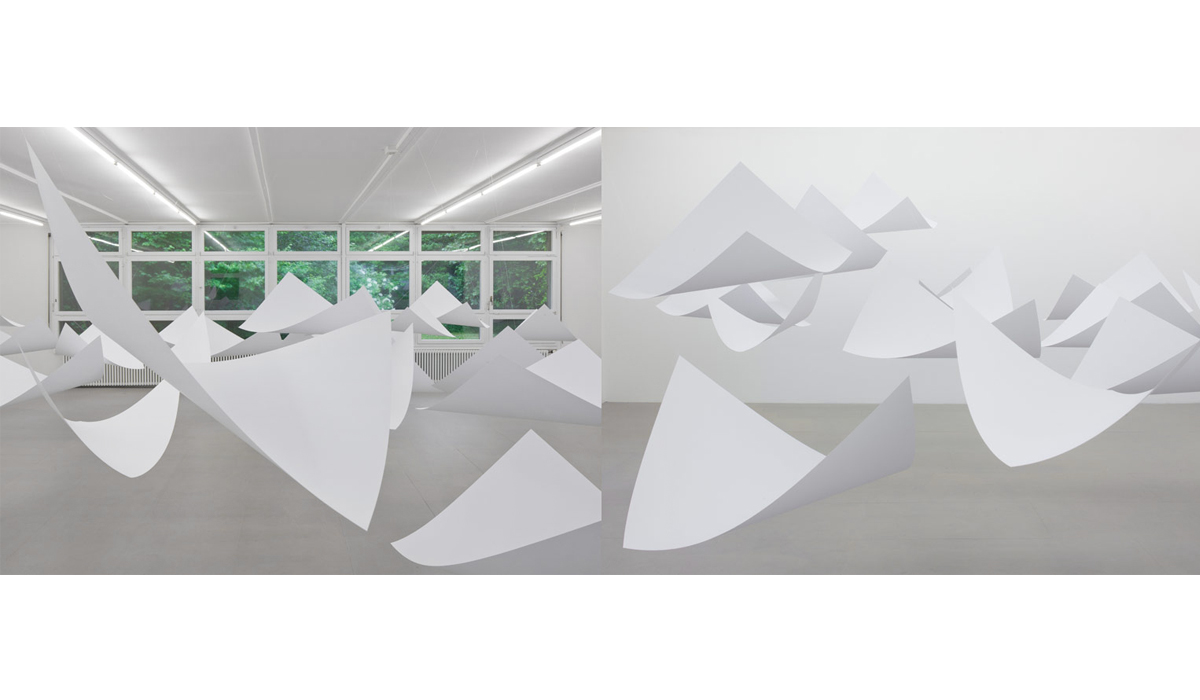 Künstler Joëlle Allet Ausstellung Kunst Kunstobjekte Galerie Kultur