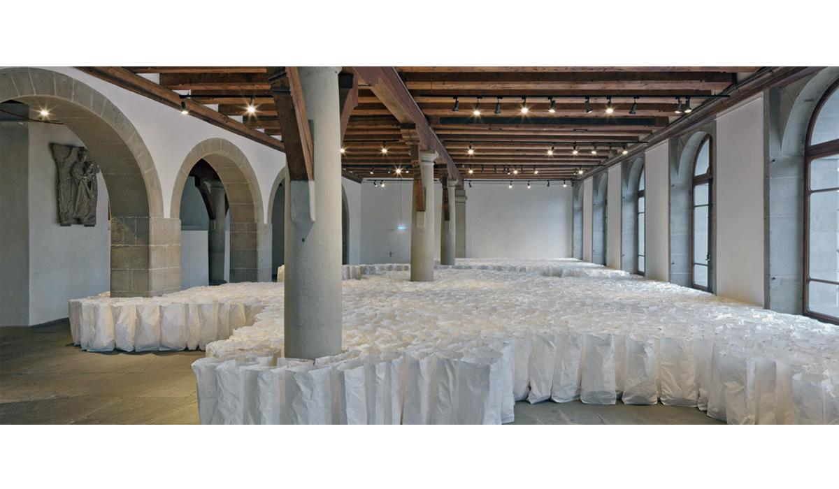 Künstler Eva Maria Pfaffen Ausstellung Kunst Kunstobjekte Galerie Kultur
