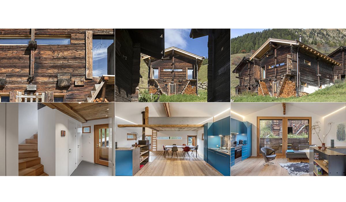 Stallumbau Architektur Holzbau Weger Ökonomie Gebäude Ausbau Fotografie
