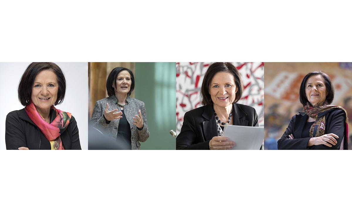 Portrait Esther Waeber-Kalbermatten Politiker Bewrebungsfoto Politwerbung Profilbild