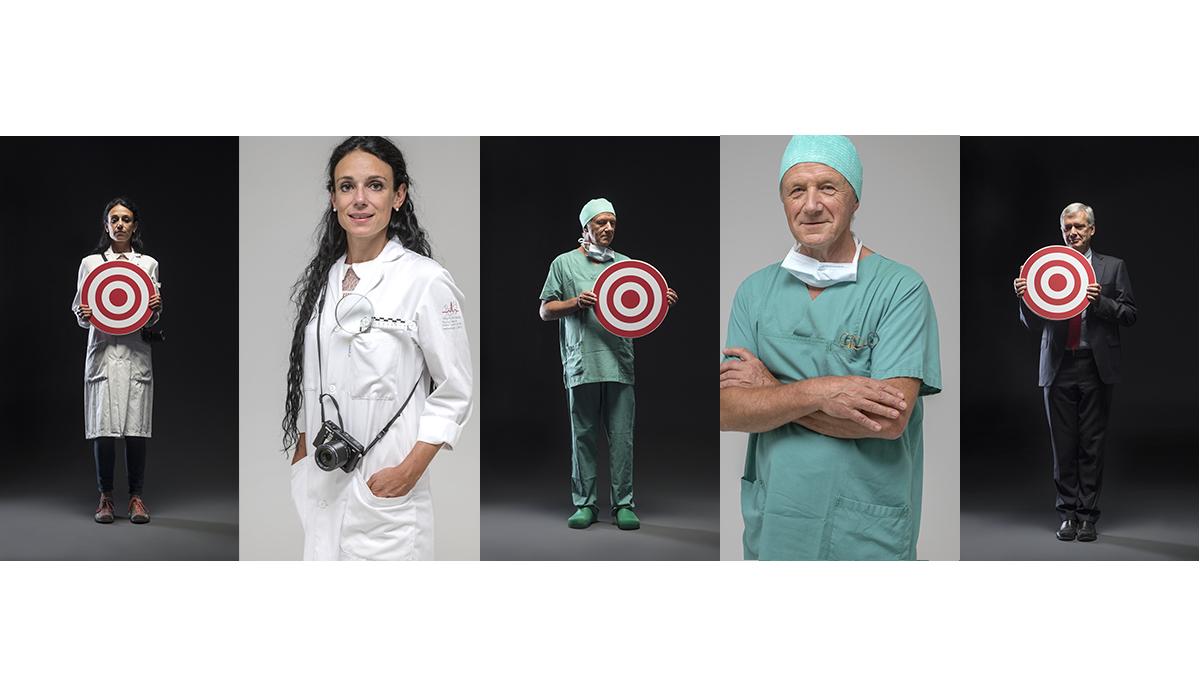 Werbefotografie Studio Atelier Stillife Spitalzentrum Wallis Arzt Portrait
