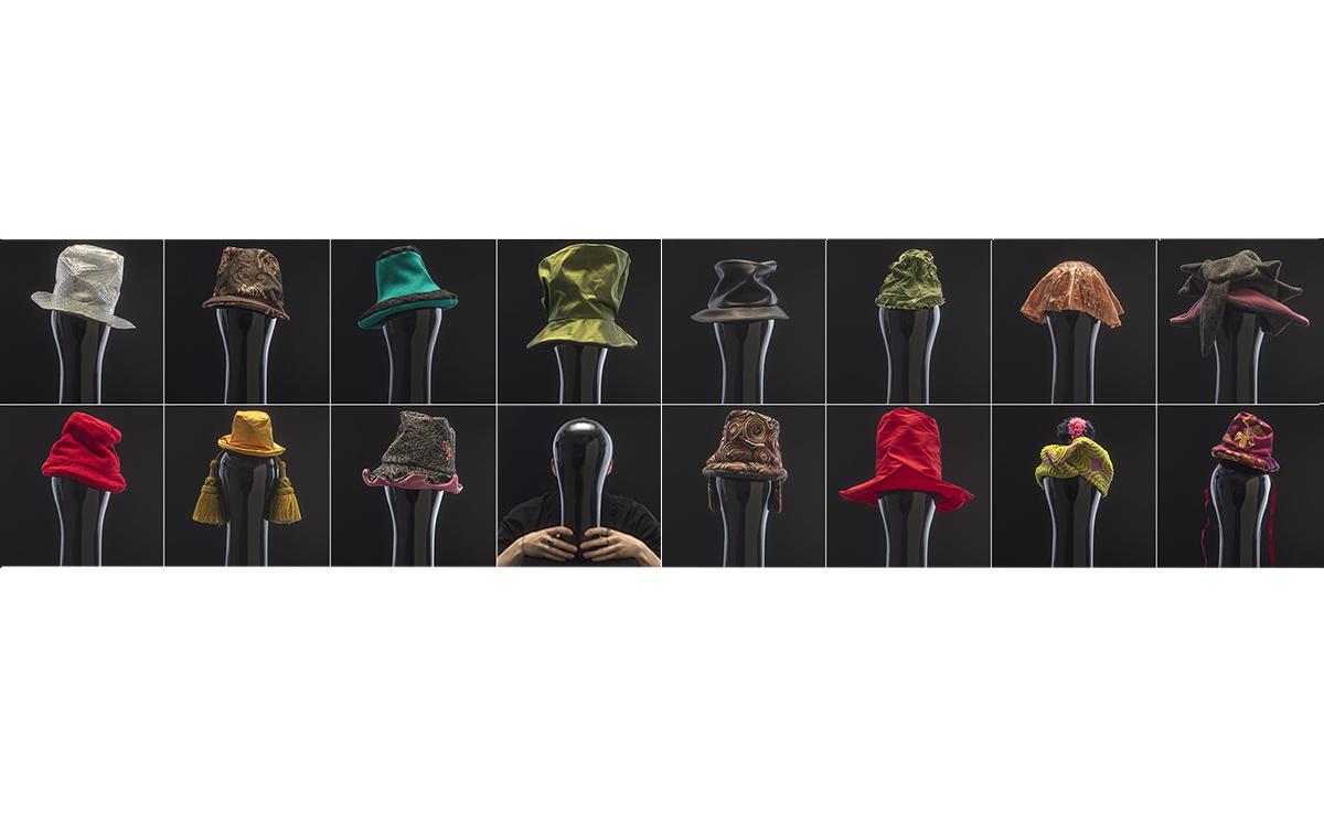 Werbefotografie Studio Atelier Stillife Z Brun Vital Hüte Hut