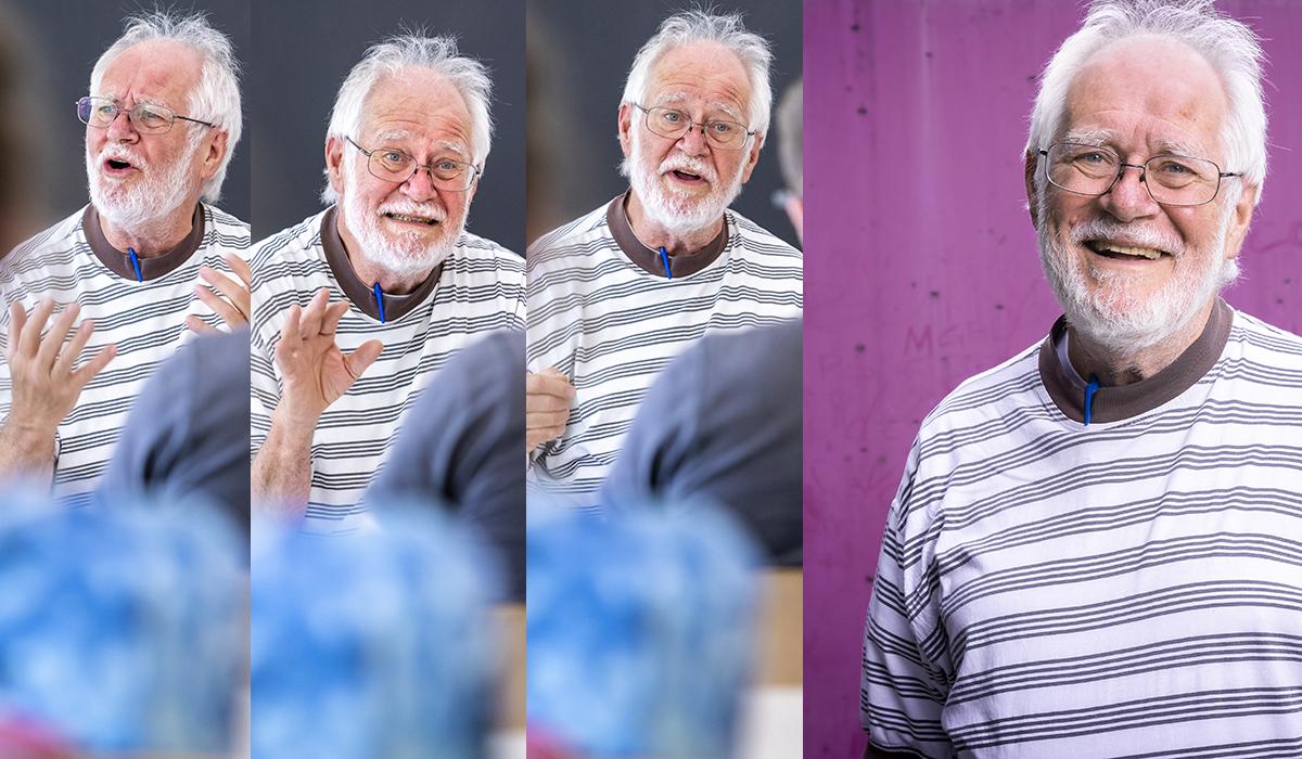 Portrait Presseportrait Jaques Dubochet