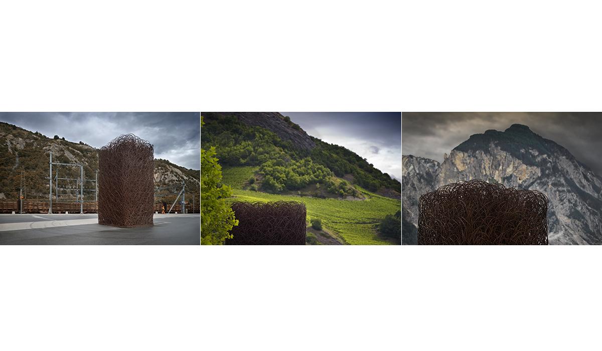 Künstler Galleria Graziosa Giger Ausstellung Kunst Kunstobjekte Galerie Kultur