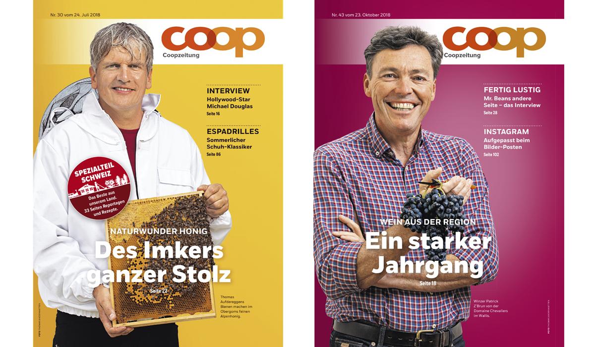 Presse Coop Zeitung